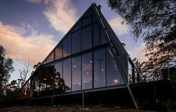 Apollo Bay House by Dock4 Architects (Tasmania) cc Adam Gibson | Habitus Living House of the Year 2019