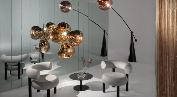 Tom Dixon Takes Us On A Journey Of Discovery, Courtesy Of Living Edge