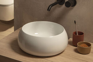 T-Edge organic counter top basin