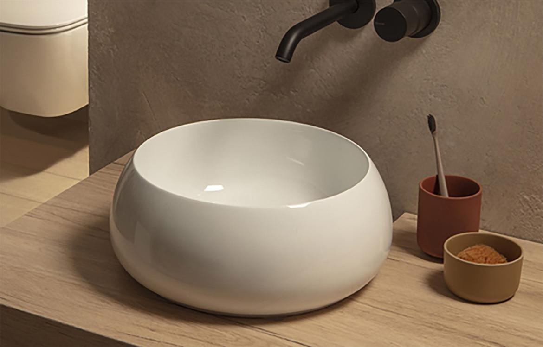 T Edge Bathroom Basin