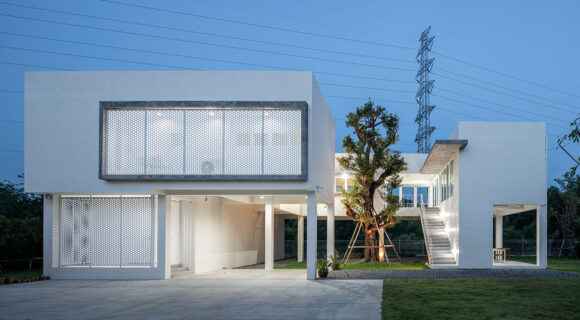 House DN by Research Studio Panin (Thailand) cc Beer Singnoi   Habitus House of the Year 2019