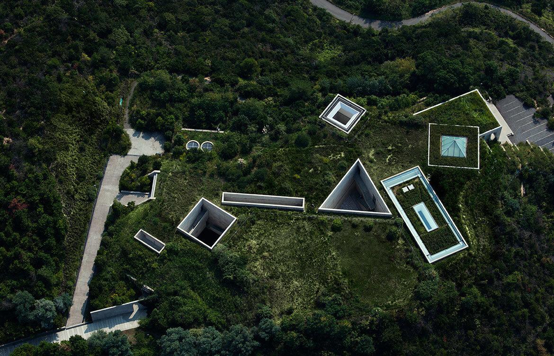 Tadao Ando Chichu Art Museum