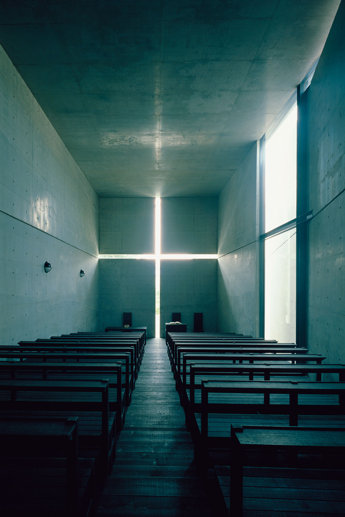 Tadao Ando church of the light