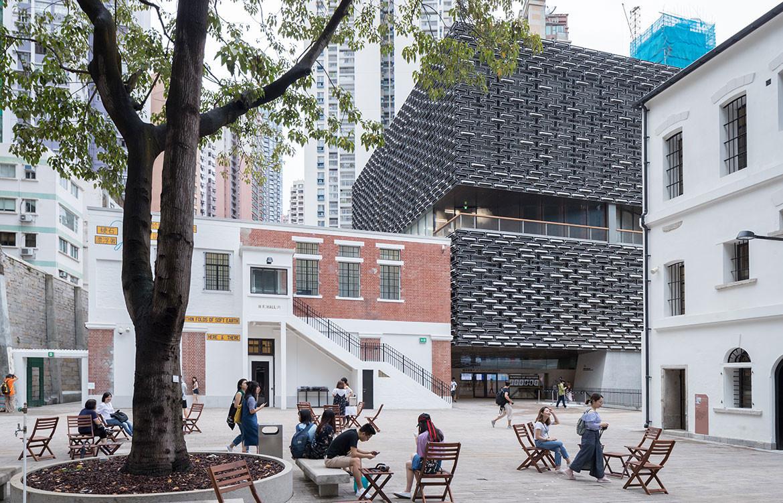 Tai Kwun Centre Herzog de Meuron culture center precinct