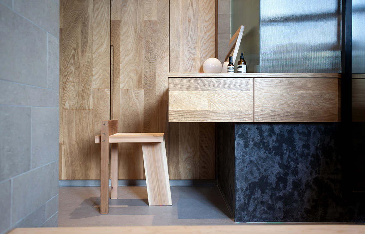 Taikoo Shing Apartment Studio Adjective dressing table