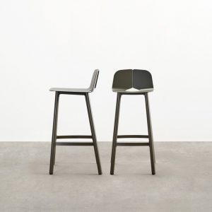 Seam bar stool 1