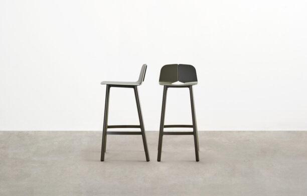 Seam bar stool 1