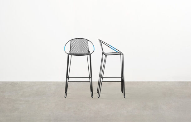 Volley bar stool 1