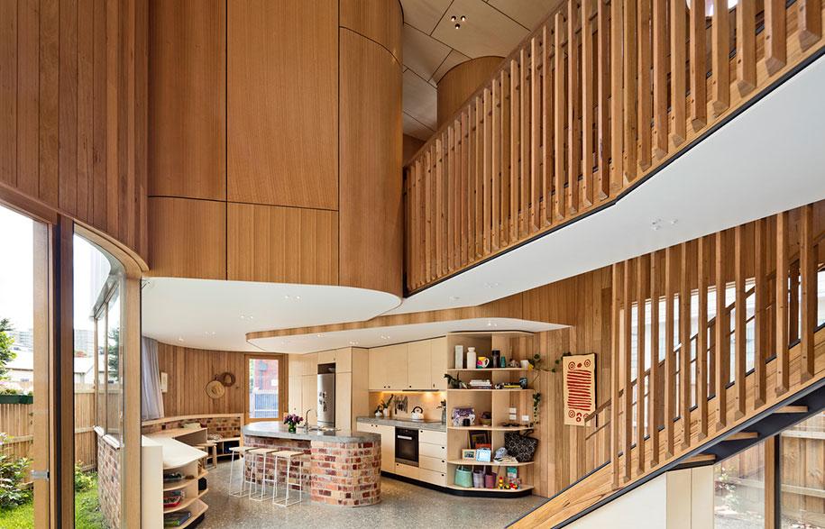 Tanden Design Studio kitchen