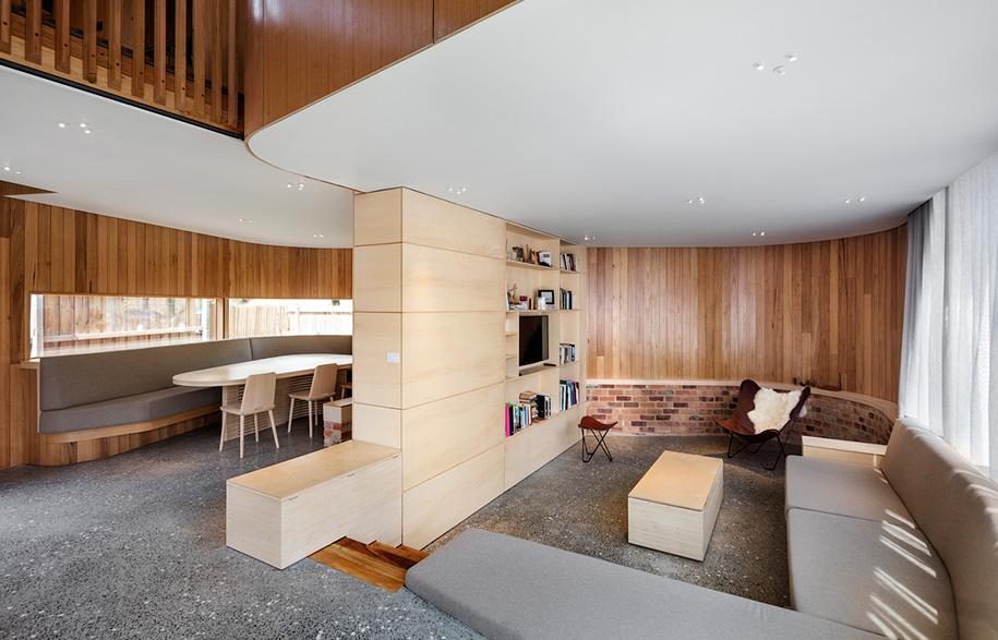 Tanden Design Studio living room