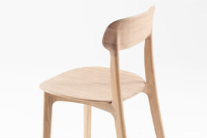 Tanka Chair Light Timber