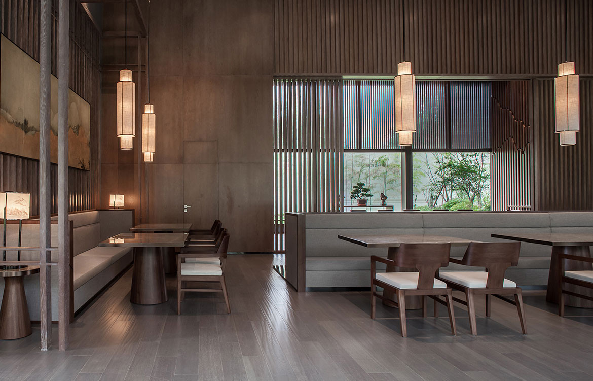 ao Hua Yuan Tea House CL3 Architects cc Nirut Benjabanpot restaurant