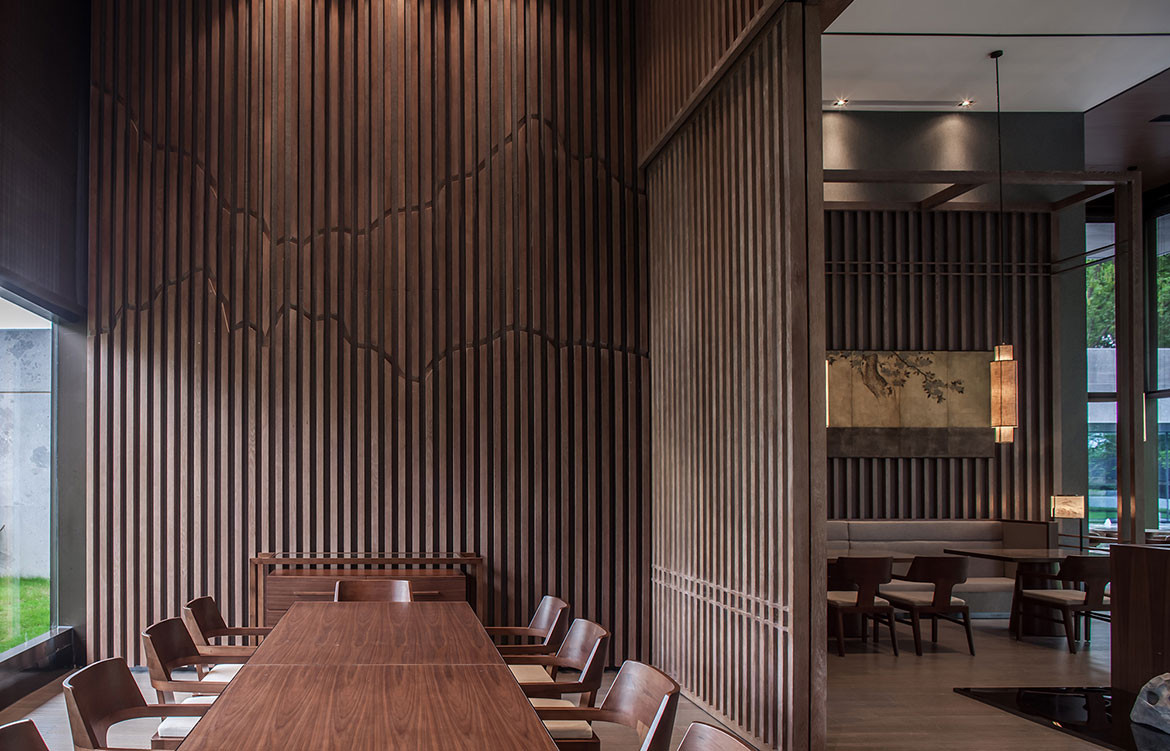 ao Hua Yuan Tea House CL3 Architects cc Nirut Benjabanpot private zone
