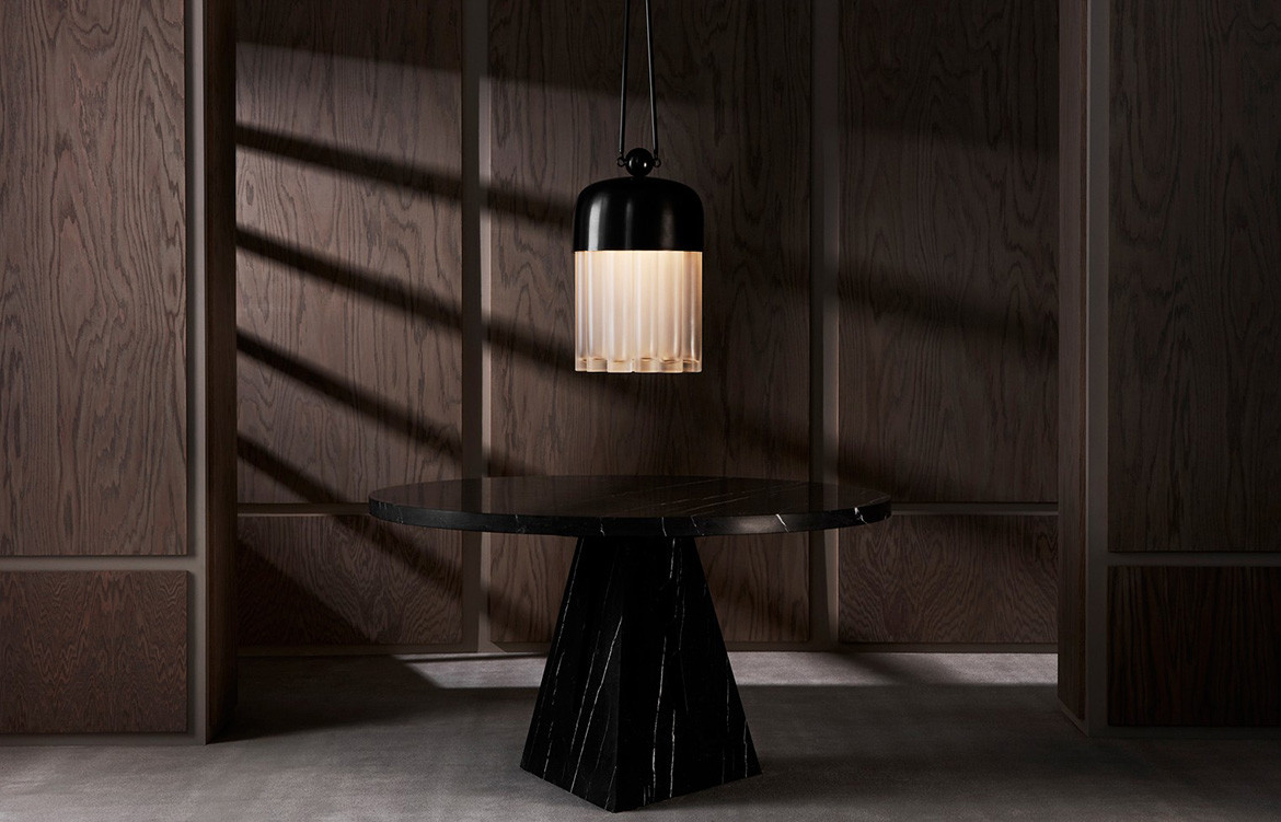 Habitus Loves Art Deco Resurgence tassel by apparatus