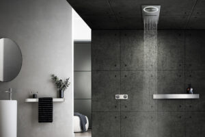Tectonic Showers by Rogerseller