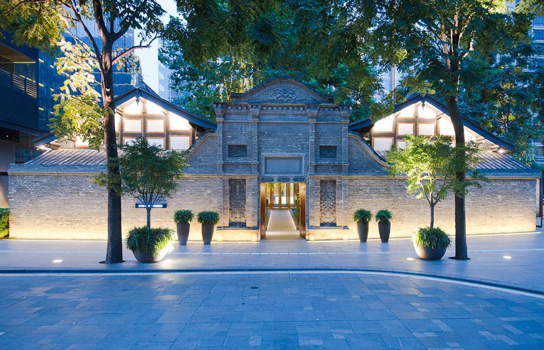 Temple House Chengdu exterior