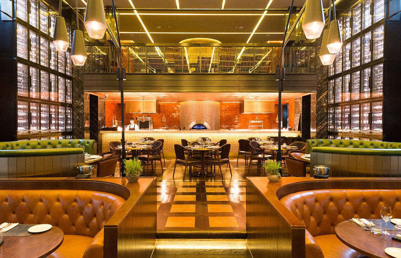 Temple House Chengdu restaurant