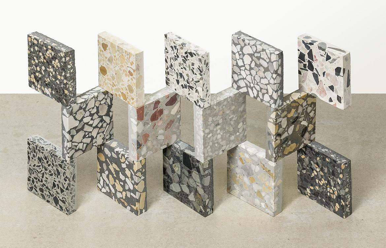 Concrete Terrazzo Tiles 2