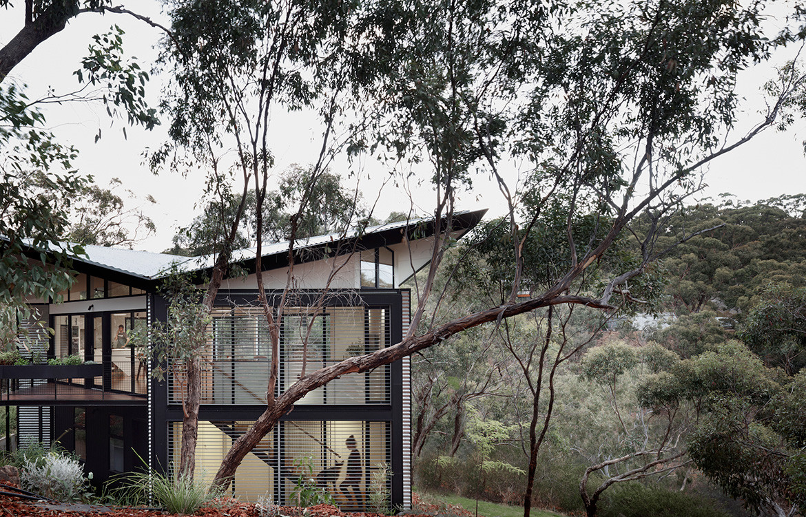 Tess Pritchard champions elegantly resolved environmentally responsive residential architecture as a co-director of Max Pritchard Gunner Architects
