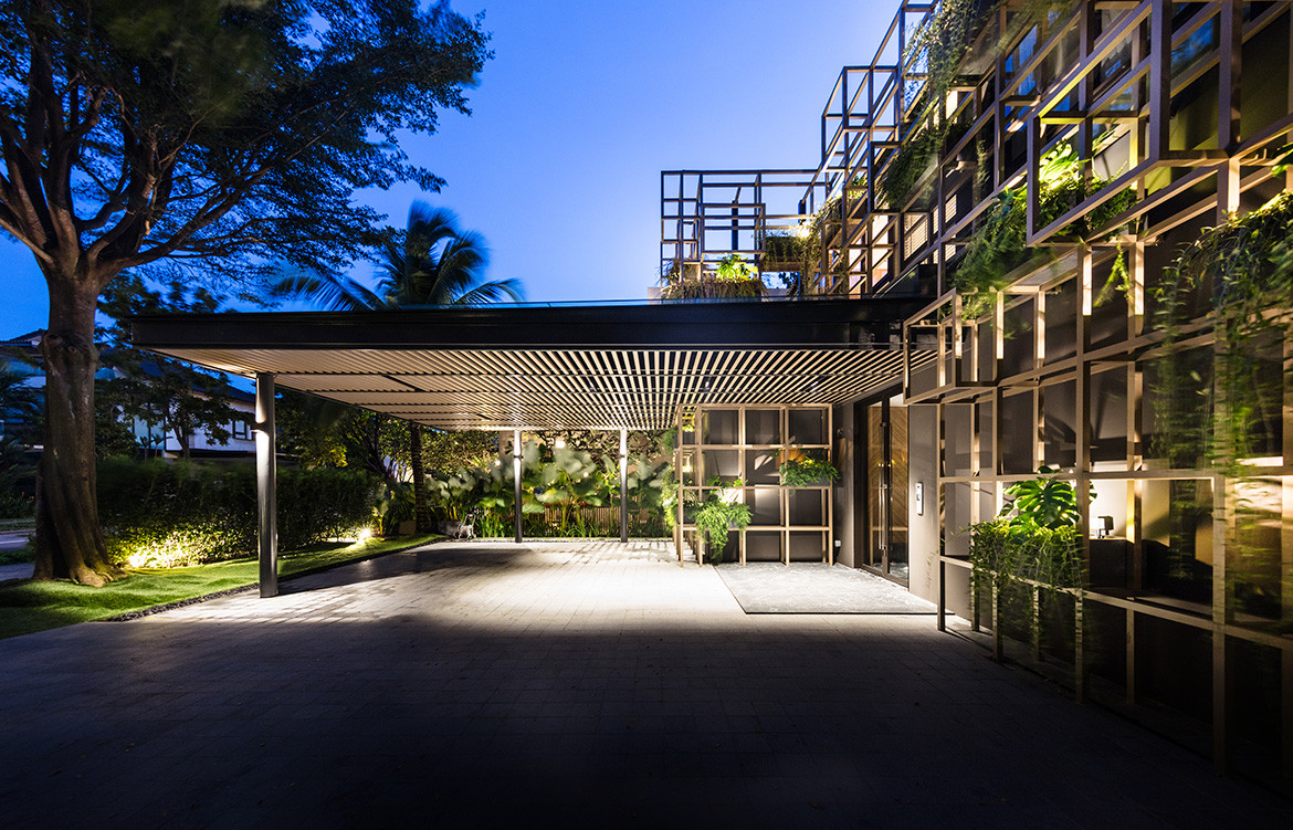 Archifest 2019 | Living Grid House by L Architects