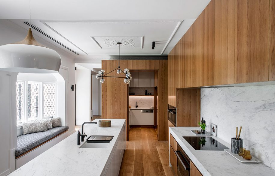 The Terrace CC Cathy Schulser Shaun Lockyer Architects kitchen