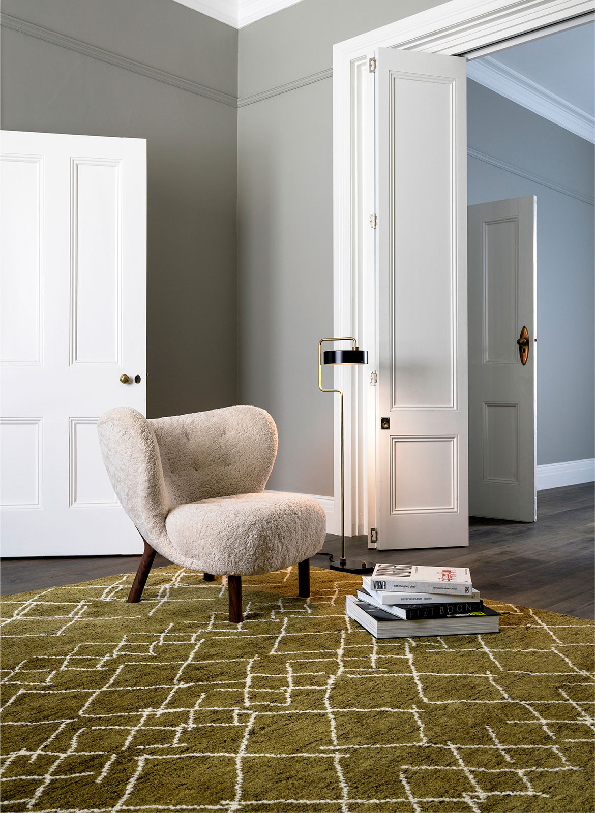 The Norse Collection Anna-Carin Design Designer Rugs
