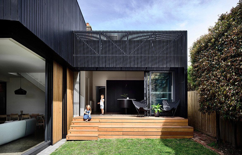 The Ridgeway House Ha cc Derek Swalwell deck