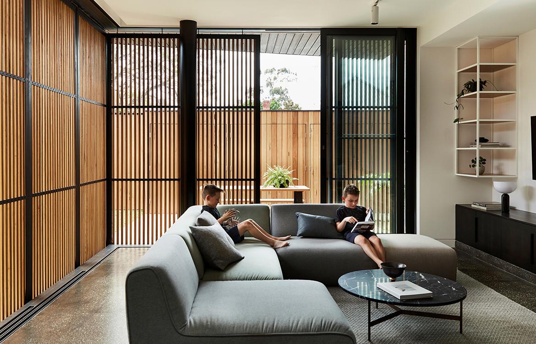The Ridgeway House Ha cc Derek Swalwell living room
