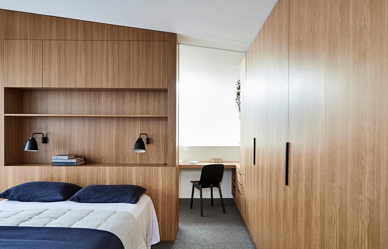 The Ridgeway House Ha cc Derek Swalwell main bedroom