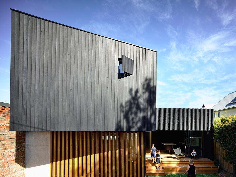The Ridgeway House Ha cc Derek Swalwell rear extension