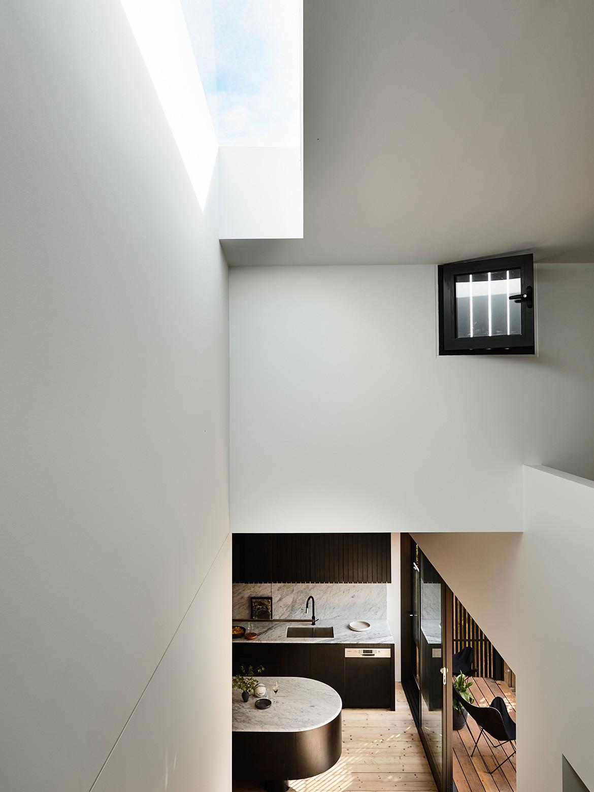 The Ridgeway House Ha cc Derek Swalwell skylight