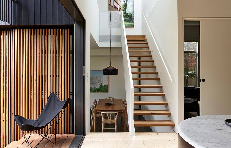 The Ridgeway House Ha cc Derek Swalwell staircase