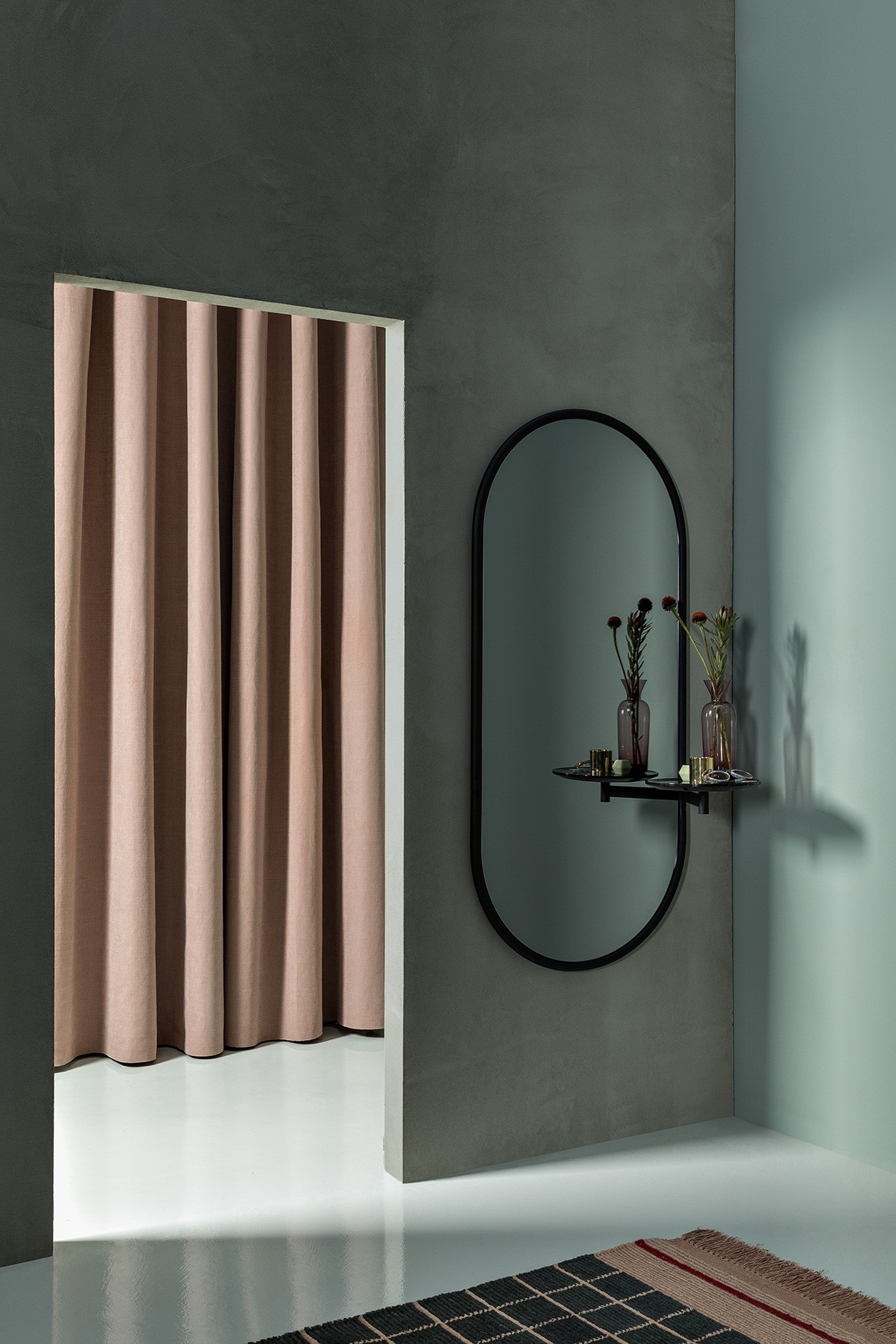 Tim Rundle SP01 michlle wall mirror