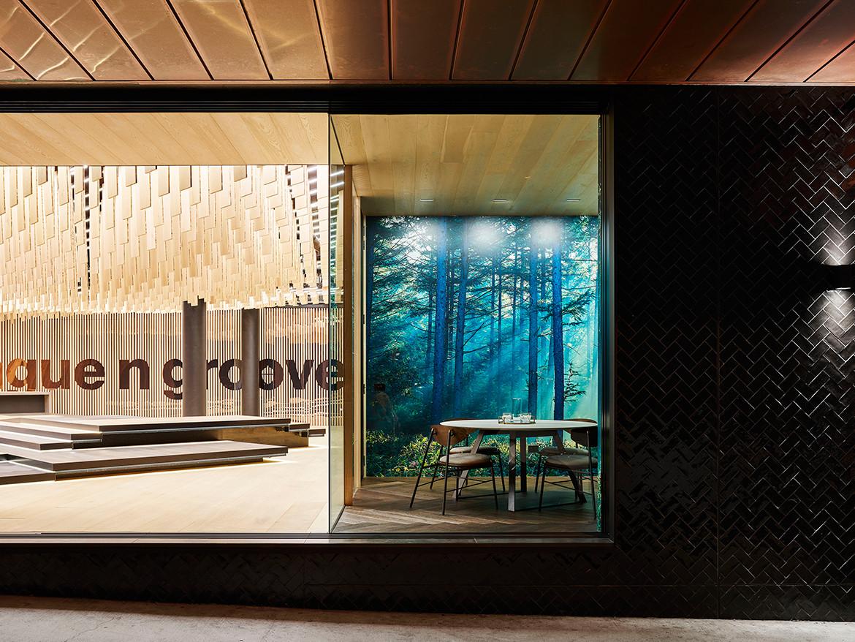 tongue n groove showroom