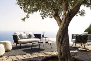 Tosca Outdoor Sofa
