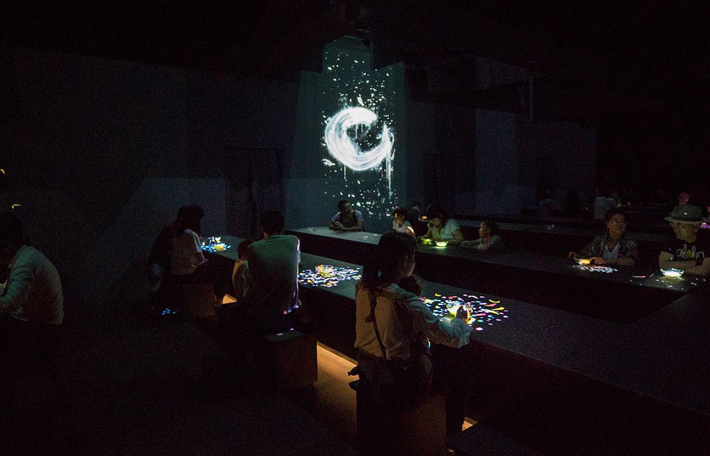 Tokyo Digital Art Museum teamLab Mori Building Co