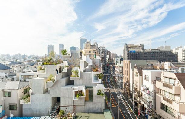 Tree-ness House Akihisa Hirata cc Vincent Hecht aerial view