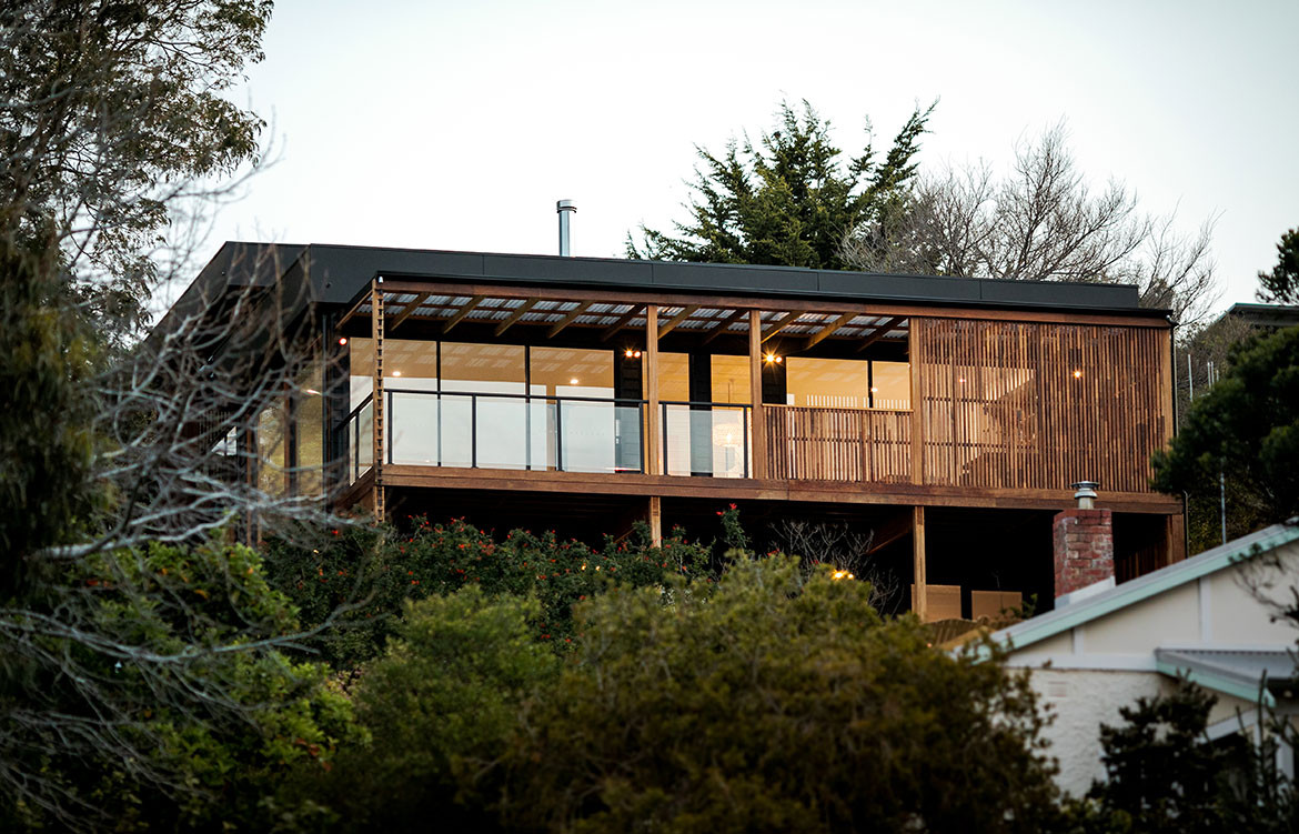 Tree House On Wylie Schlager Group Exterior