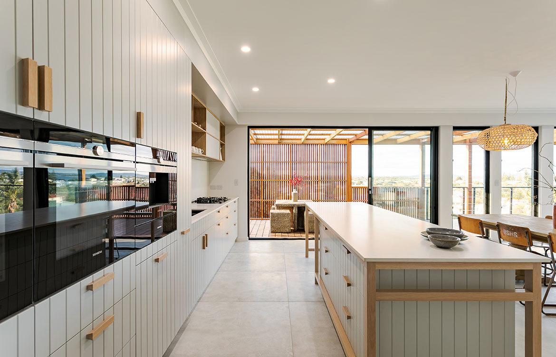 Tree House On Wylie Schlager Group Kitchen Storage