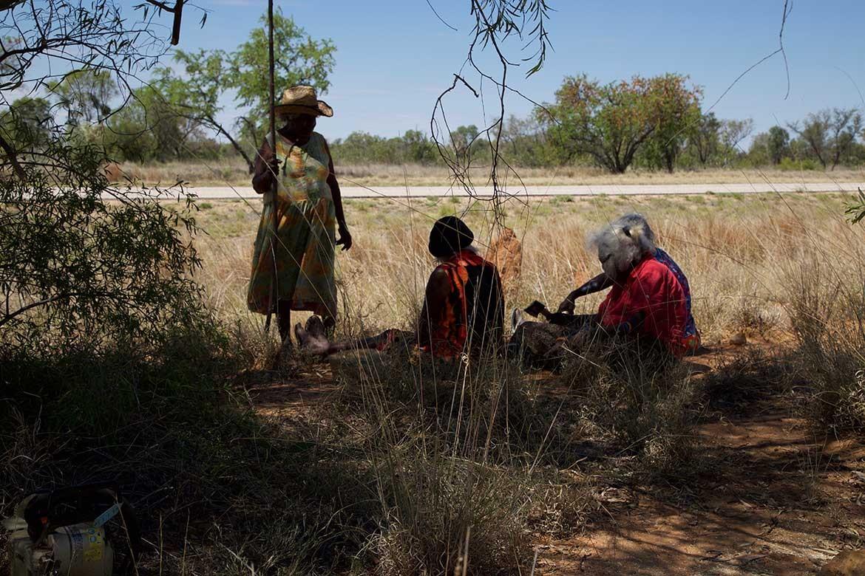 Trent Jansen Mangkala Indigenous Collective fitzroy crossing