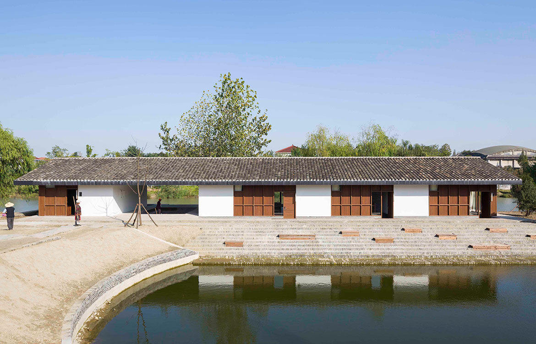 Tsingpu Yangzhou Retreat Neri&Hu cc Pedro Pegenaute architecture