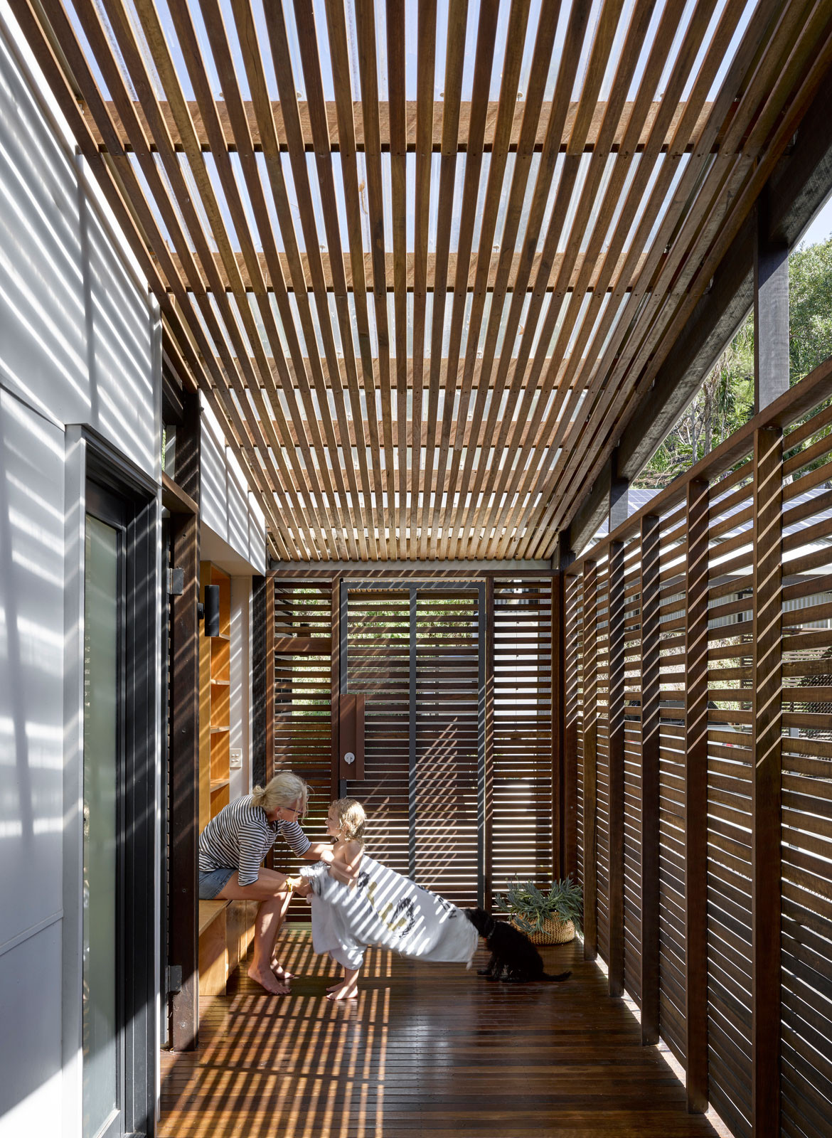 Two Tree House Bark Design Architects CC Christopher Frederick Jones