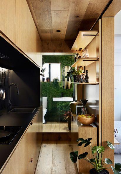 Type Street Apartment Tsai Design cc Tess Kelly bathroom