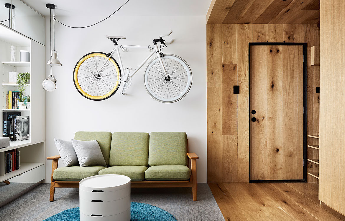 Type Street Apartment Tsai Design cc Tess Kelly living