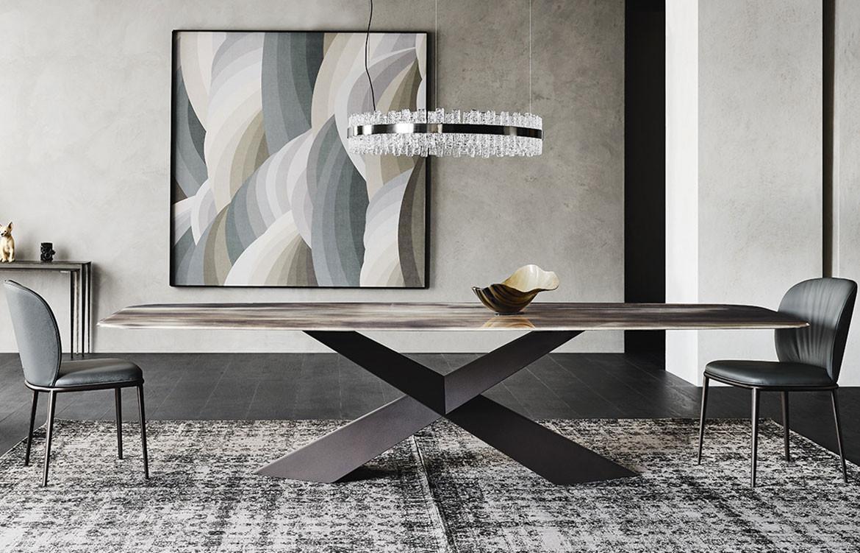 Tyron CrystalArt Residential Dining Room