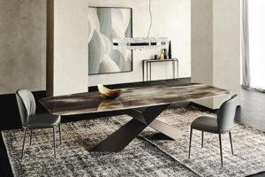 Tyron CrystalArt Table Top