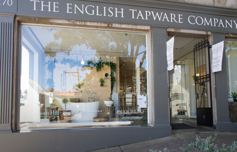 The English Tapware Company Habitus Living