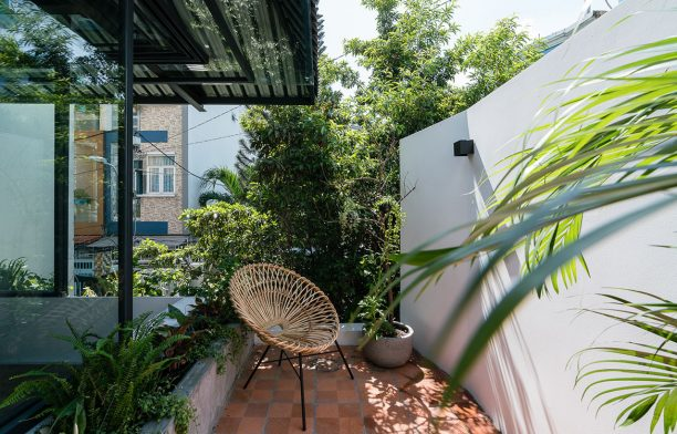 Umbrella House by AD+studio (Vietnam) cc Quang Dam | Habitus House of the Year 2019