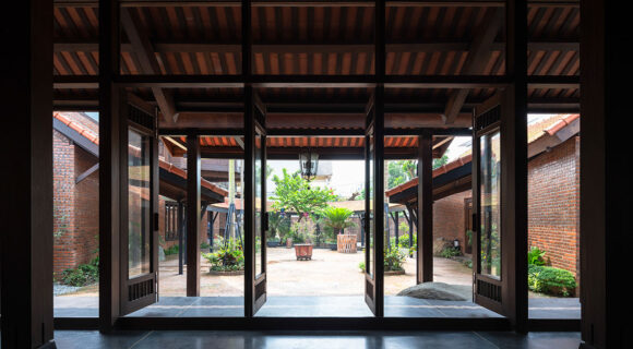 BacHong House by LABConcept (Vietnam) cc Trieu Chien | Habitus House of the Year 2019