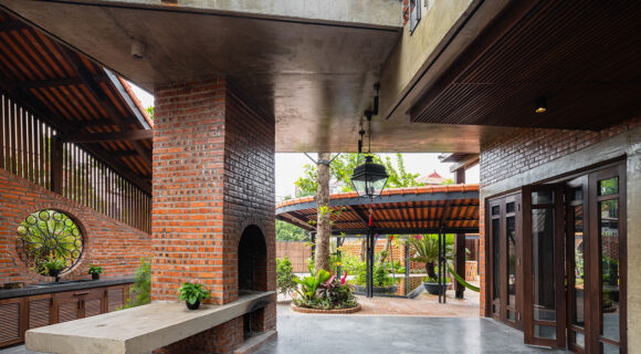 BacHong House by LABConcept (Vietnam) cc Trieu Chien   Habitus House of the Year 2019